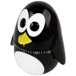 Kikkerland KT18 Penguin Zeitmesser - 1