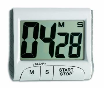 TFA 38.2021 elektronischer Timer mit Stoppuhr -