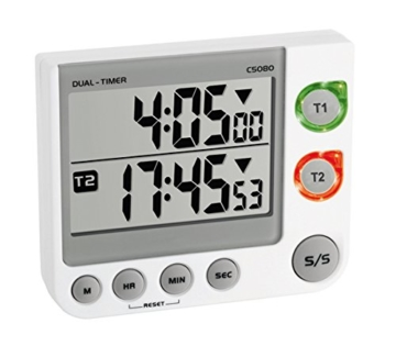 TFA 38.2025 elektronischer 2-fach Timer - 1