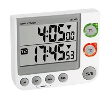 TFA 38.2025 elektronischer 2-fach Timer -
