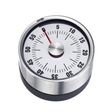 Westmark 10902260Futura Timer-Küche Metall silber 7x 6x 1cm -