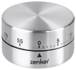 Zenker 41936 Kurzzeitwecker Zylinder, Patisserie - 1