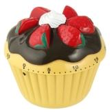 Zenker 41937 Kurzzeitwecker Cupcake, Patisserie - 1