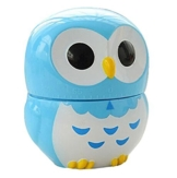 Hemore Cute Cartoon Eule Form Küche Timer Mechanische Kochen Timer blau - 1