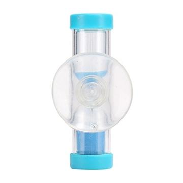 Mini Sanduhr Sanduhr Sand Timer Uhr 180 Sekunden 3 Minuten Kochen Blau Eieruhren - 3
